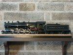 PRR 1737 live steam model