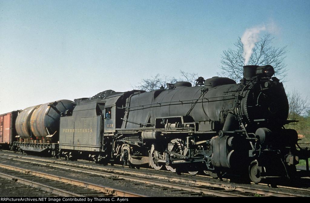 PRR 1138, L-1S, 1956