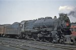 PRR 1453, K-4S, 1956