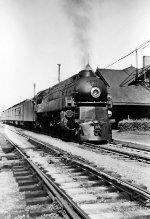 PRR 3678, K-4S, c. 1946
