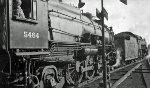 PRR 5464, K-4S, 1940