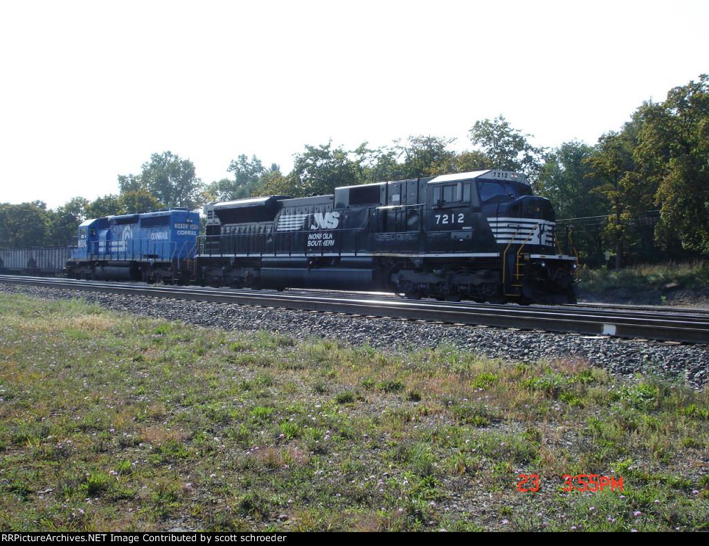 Ex-Conrail power!!!!