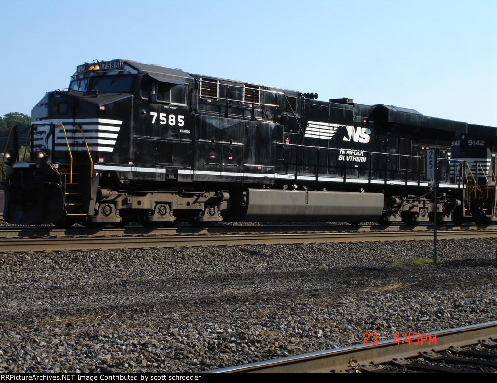 NS 7585 at MP 251