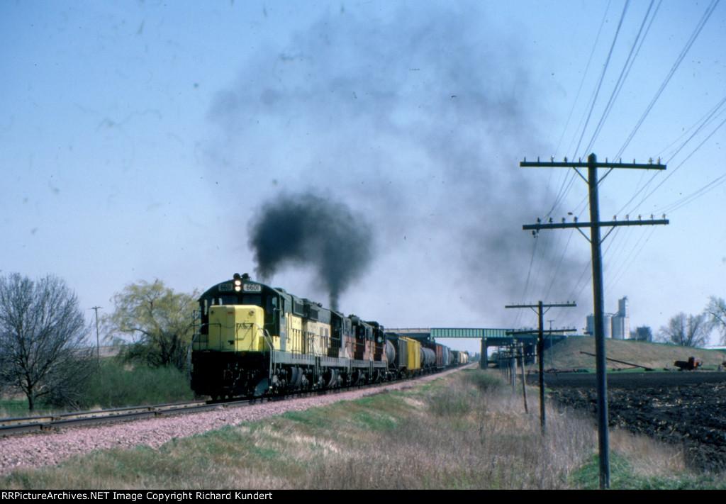 DM&E 6601