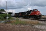 CN 2714 Northbound