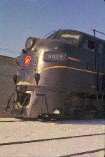 PRR 9819, EF-15A, 1966