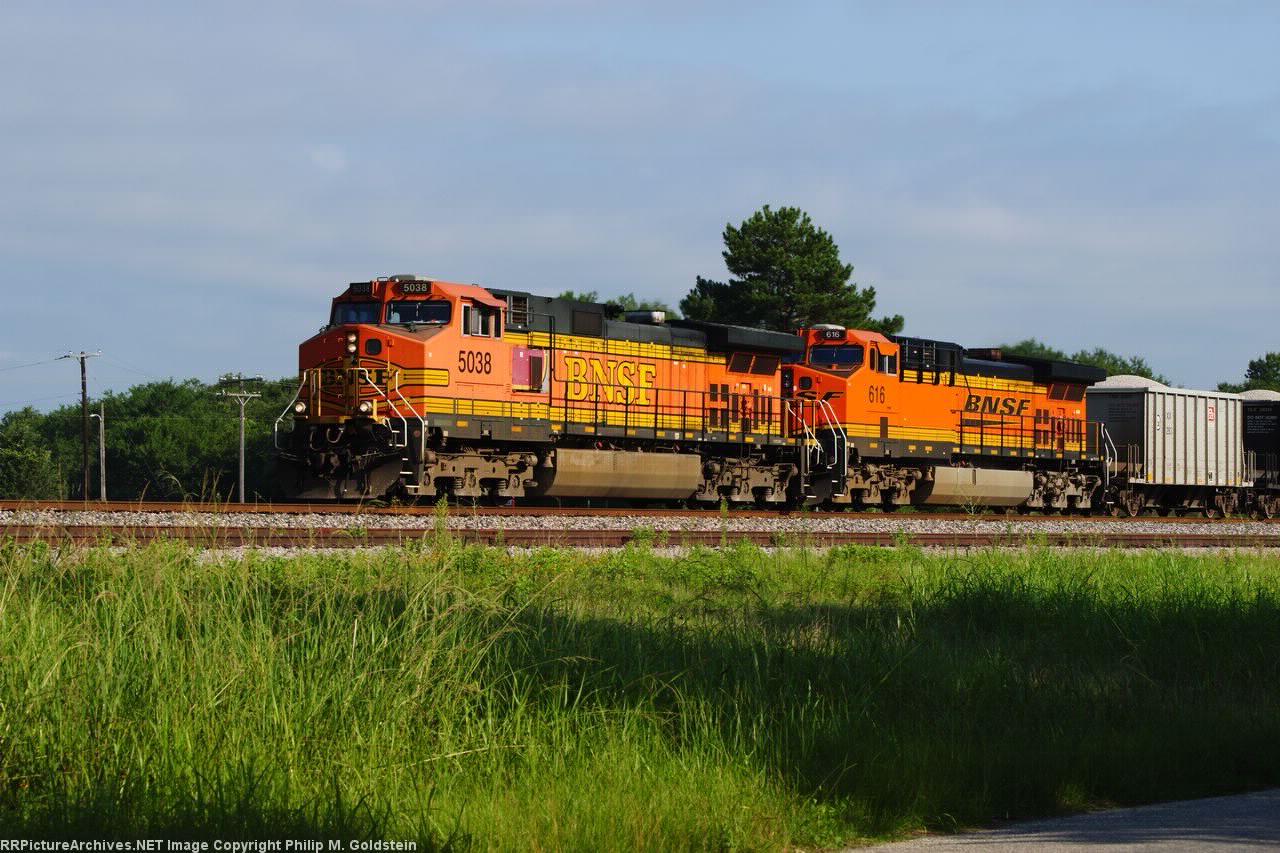 BNSF 5038
