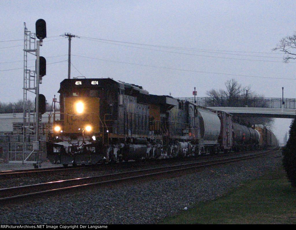 CSX 4074 Q351-31