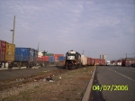 Leaving the siding