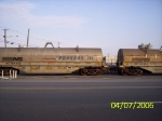 Coil steel cars
