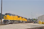 EMDX 1609 On CSX Q 574 Brings The Power To The Eng Pitt