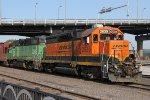 BNSF 2035 & 2286