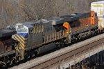 CREX 1325 & BNSF 4250