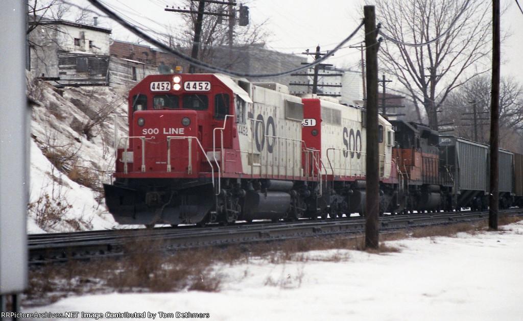 Soo/Milwaukee merger
