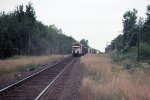 Soo Line westbound to Withrow