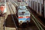 Amtrak E60 973