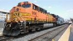 BNSF 5656 at Union Station
