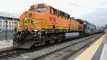 BNSF AC44 5638 at Union Station