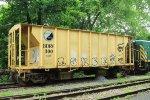 Chesapeake and Delaware ballast car 300
