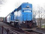 ex-conrail gp40-2 3312