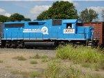 ex-conrail gp40-2 3389