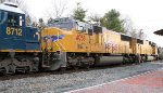 UP 4058 in CSX Q373