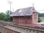 Station circa 1891