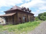 The old PRR station