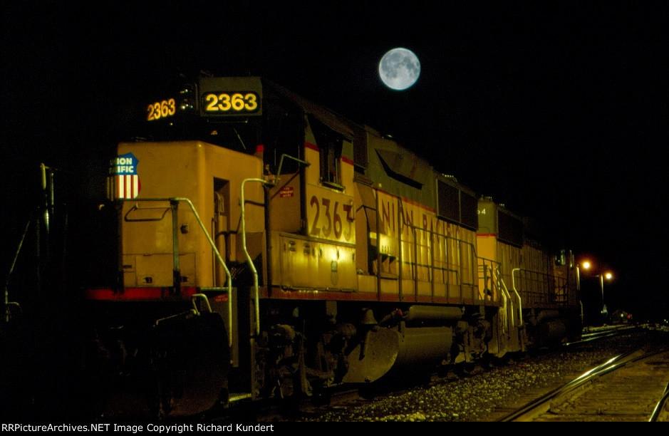 Union Pacific 2363