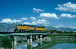 Union Pacific 3672