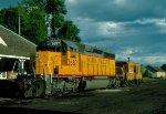 Union Pacific 3687