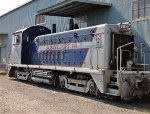Albany Port RR SW-9 switcher