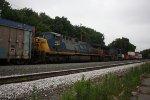 q 388 freight 7:10 am