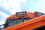 BNSF 3904 Closeup