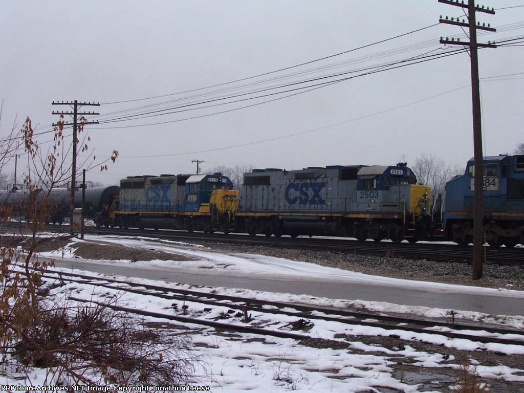 CSX 2503