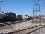 CSX 7785 Meet CSX 2700