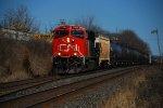 West Bound CN 369