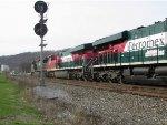 NAFTA rides the rails