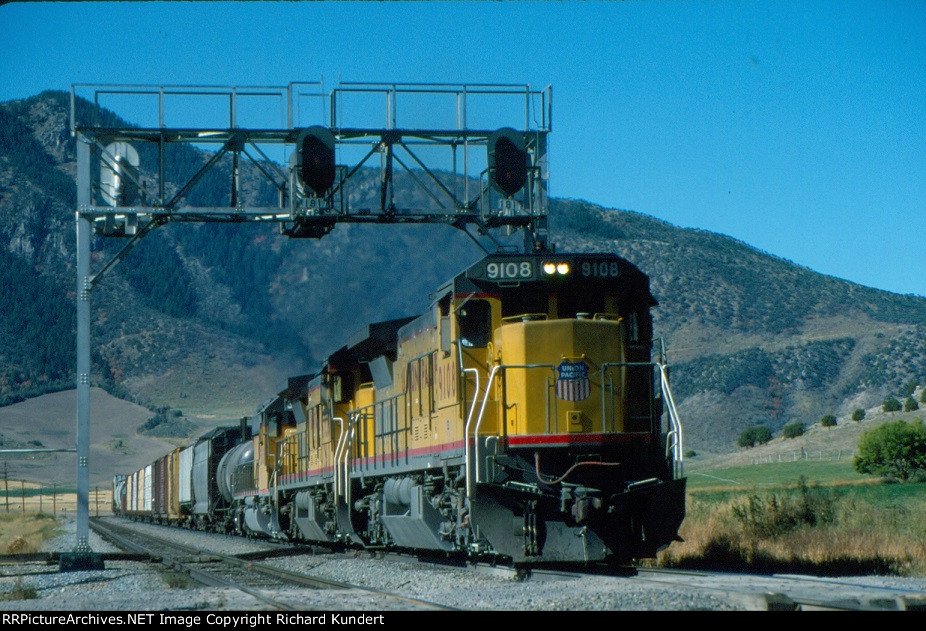 Union Pacific 9108