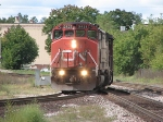 CN 5431 Heading Around The Chicago Wye