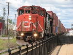 Emerging With Intermodal