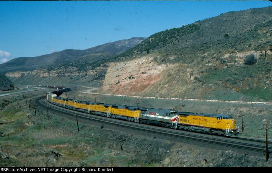 Union Pacific 9455