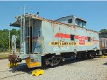 SCL 01077 Caboose
