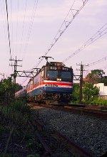 Amtrak 915, AEM-7, 1985
