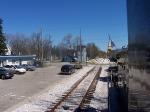 Brakeman's View From 7014
