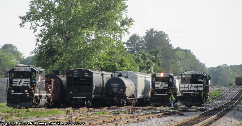 NS 3213 & NS 3292 & NS 7327