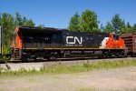 CN 3063 in the middle