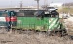 BNSF 8071