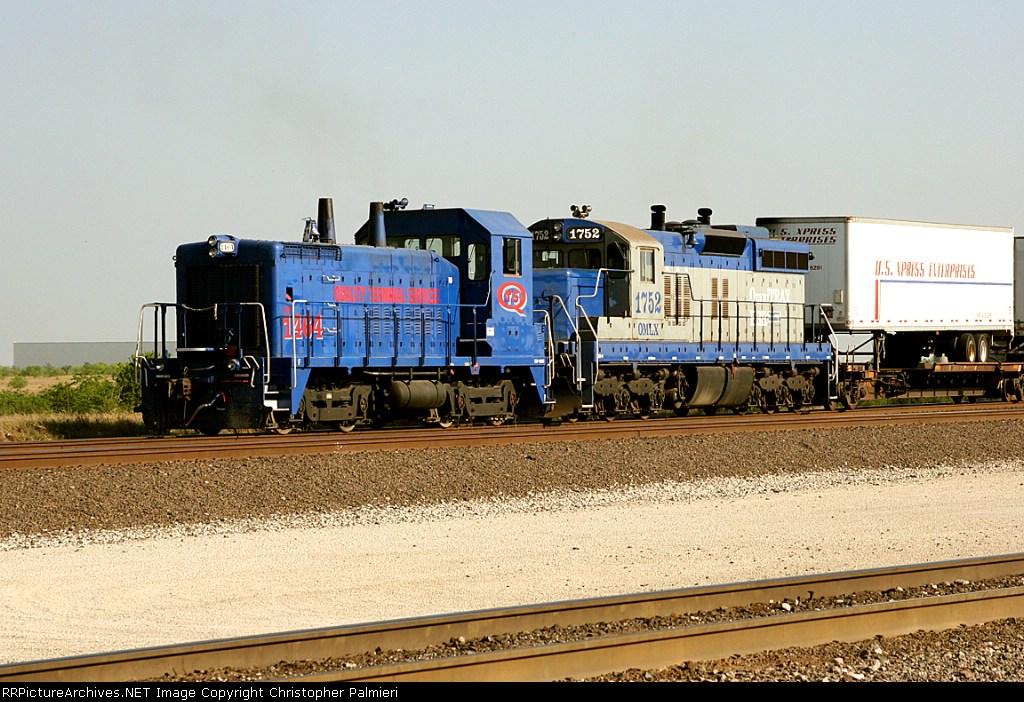 QTS 1464 and OMLX 1752