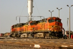 BNSF 4143 and BNSF 5416